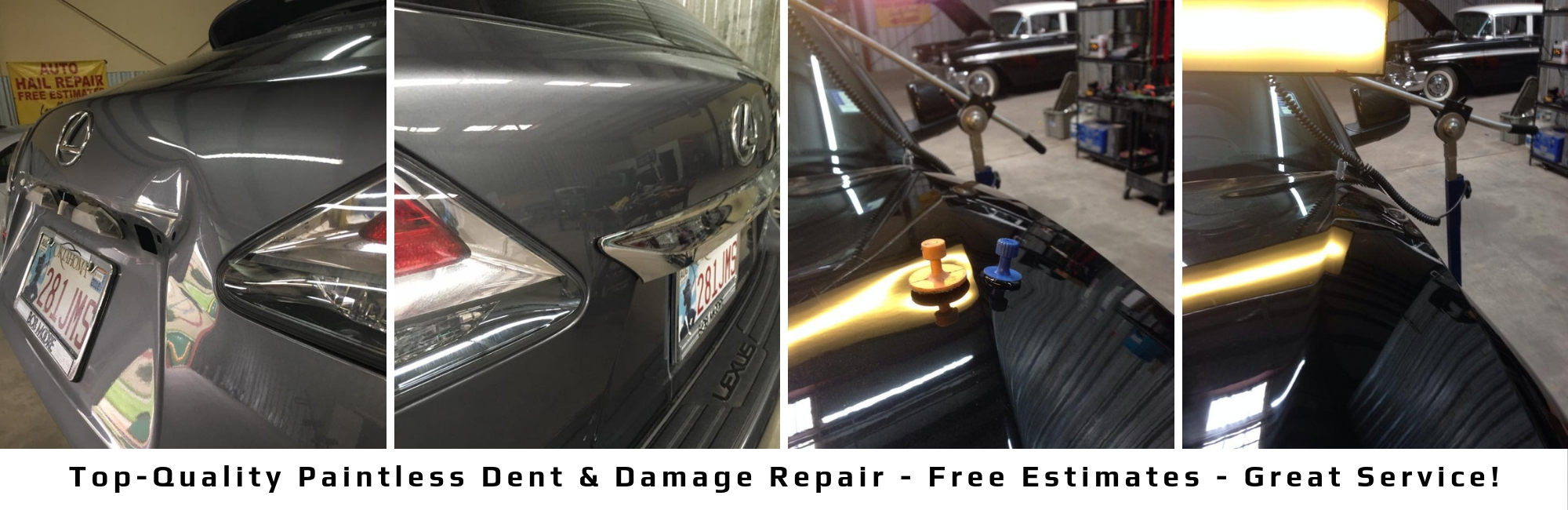 Our Dent Removal Services
